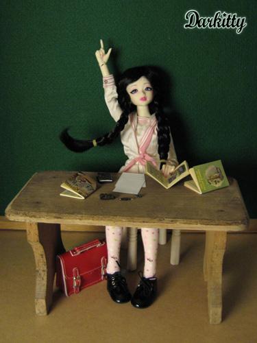 "Thème : ""Back to School"" Ecole1"